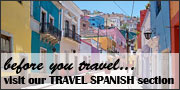 Link to Travel Spanish section